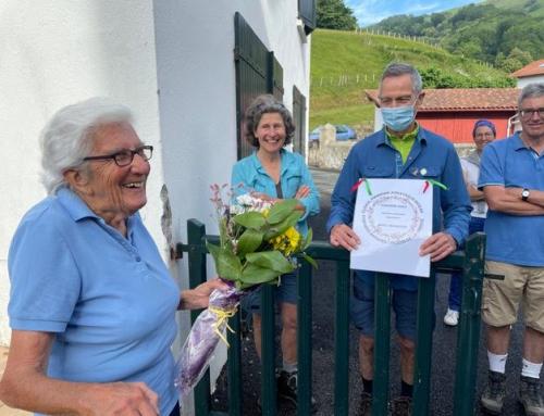 Basque Pyrenees Freedom Trails- Eusko Pirinioak Askatasun Bideak 2021-06-18, 19 + 20